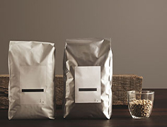 coffee packing